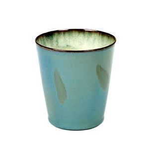 Serax koffie mok 9,5cm Smokey Blue
