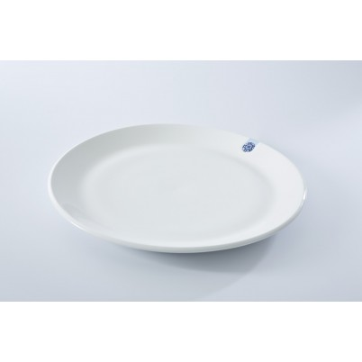 Touch of Blue Plate Dinner 27 cm