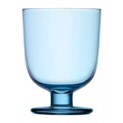 Lempi, Glas 34cl Lichtblauw