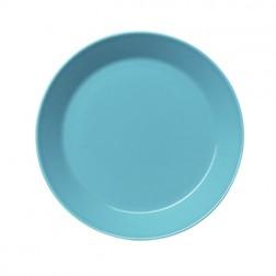 Teema, Plat bord 21cm,turquoise