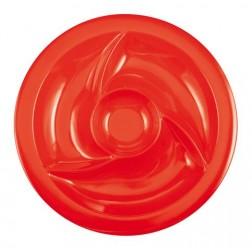 Pinwheel,Partyschaal 38cm,rood
