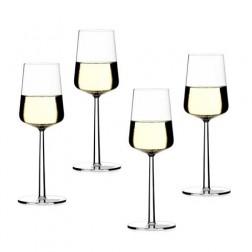 Essence,Witte wijnglas set/4