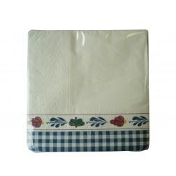 Set 20 servetten (papier)