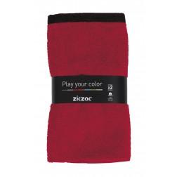 Handdoek rood S/2