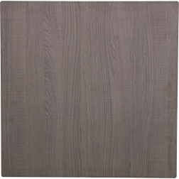 Tafelblad 70x70cm dark oak