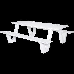 Picknickset Breeze white 220x187x76