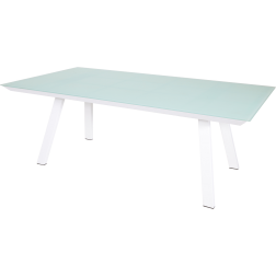 Tafel Breeze glas 260x110