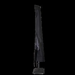 Beschermhoes zwart parasol