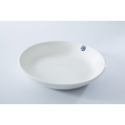 Touch of Blue Plate Pasta 22 cm