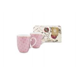 Set/2 Mok small Pink