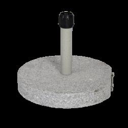 Parasolvoet 30kg grijs