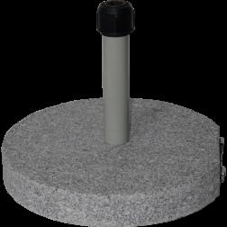 Parasolvoet grijs 40kg
