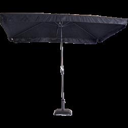 Parasol Libra zwart 2x3m