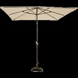 Parasol Libra ecru 2,5x2,5m