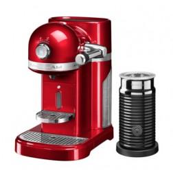 Kitchenaid, Artisan, Nespresso, Milk, 5KES0504ECA appelrood