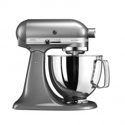 Kitchenaid, Artisan 4,8L, mixer 5KSM125ECU Contour Silver