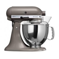 Kitchenaid, Artisan, Mixer 5KSM150 Nikkel/Rvs