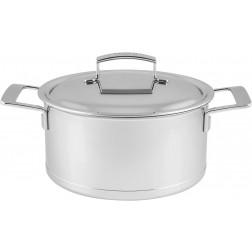 Demeyere Silver Kookpan 22 cm 4 ltr. m/d