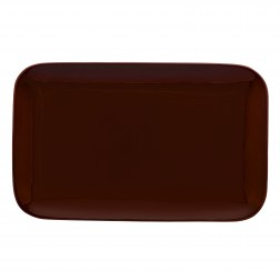 Olio Red Small Serving Platter 17x27cm