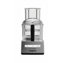 Foodprocessor, CS4200 XL mat Chroom