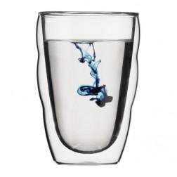 Pilatus, S/2 dubbelwandige glazen, 0.35L