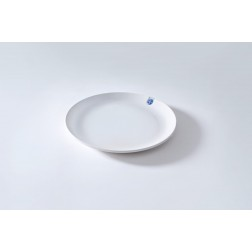 Touch of Blue Plate L 22cm