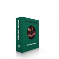 Big Green Egg Modus Operandi kookboek