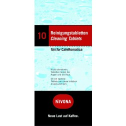 Nivona reinigingstabletten - type N