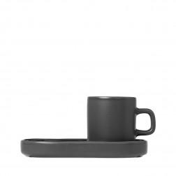Blomus MIO EspressoSet 0,05L 4-delig Agave Green