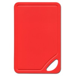 Snijplank rood 26x17cm