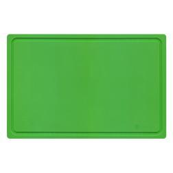 Snijplank groen 38x25cm